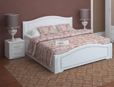 05 Кровать 160*200 см с латами, без матраса Виктория