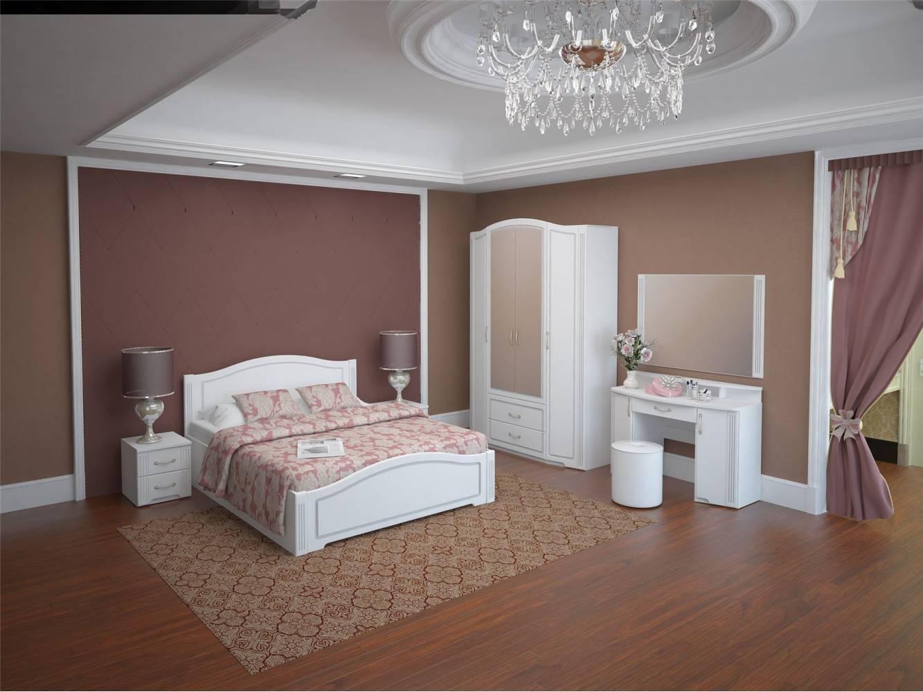 Спальня Виктория Компоновка 3