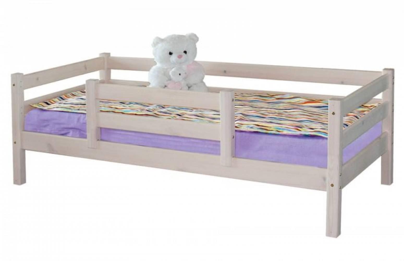 Детская кровать СОНЯ 4 с защит по центр Мебельград