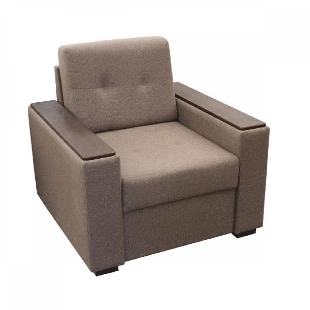 Кресло Монако-1 (ткань, кож. зам.) МебельГрад