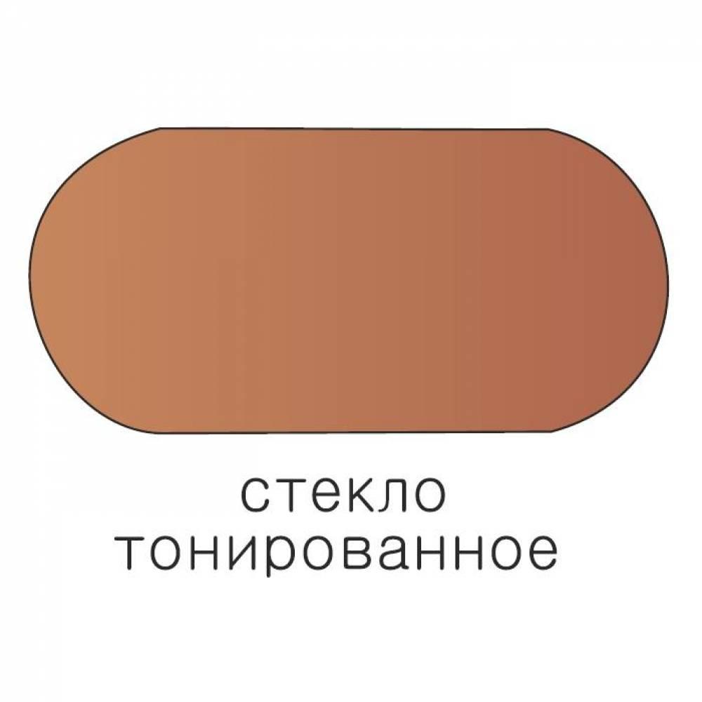 Стол журнальн МАДЖЕСТА-2 (Венге/Клён Азия) Олмеко