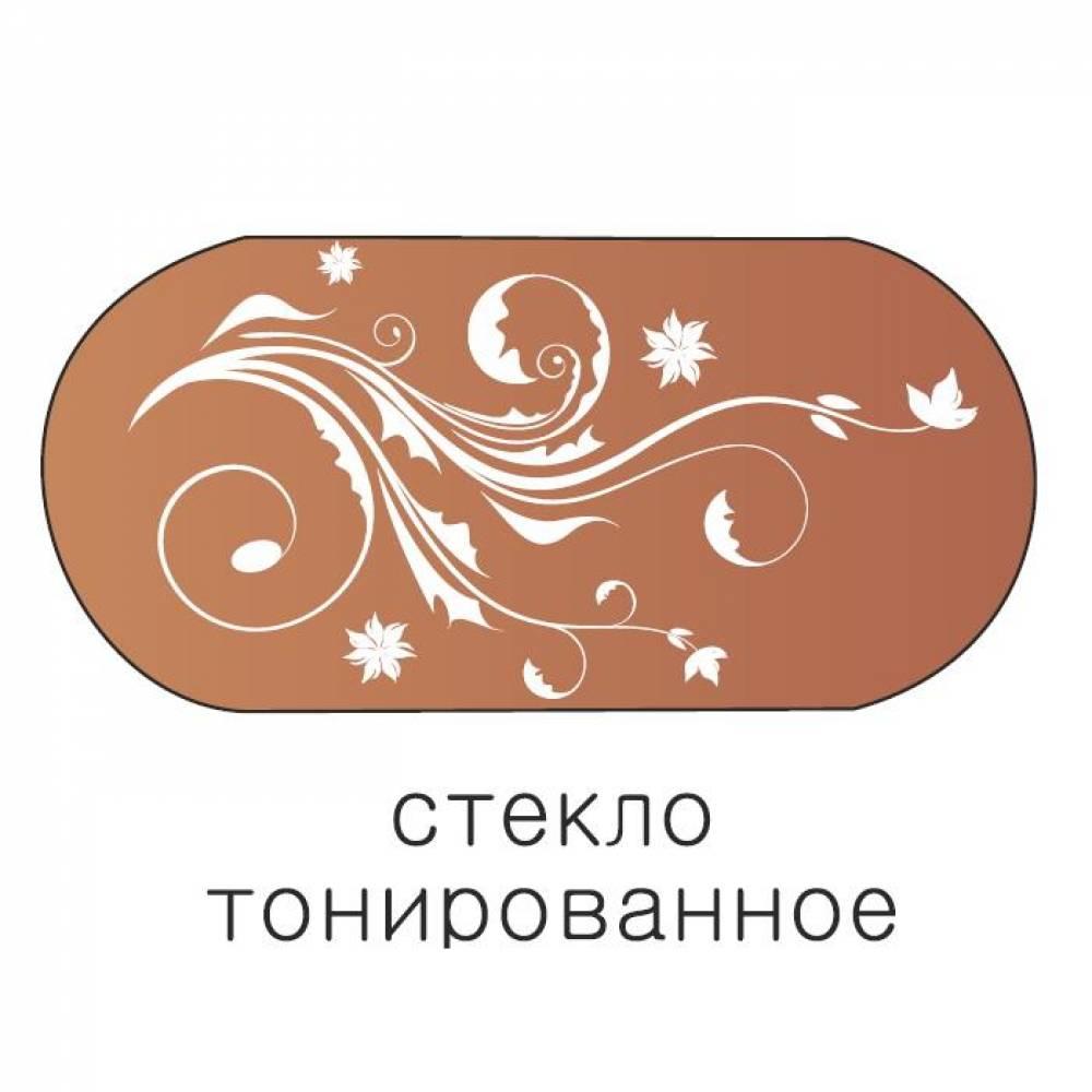 Стол журнальн МАДЖЕСТА-2 с рис (ЯШТ/ЯШС) Олмеко
