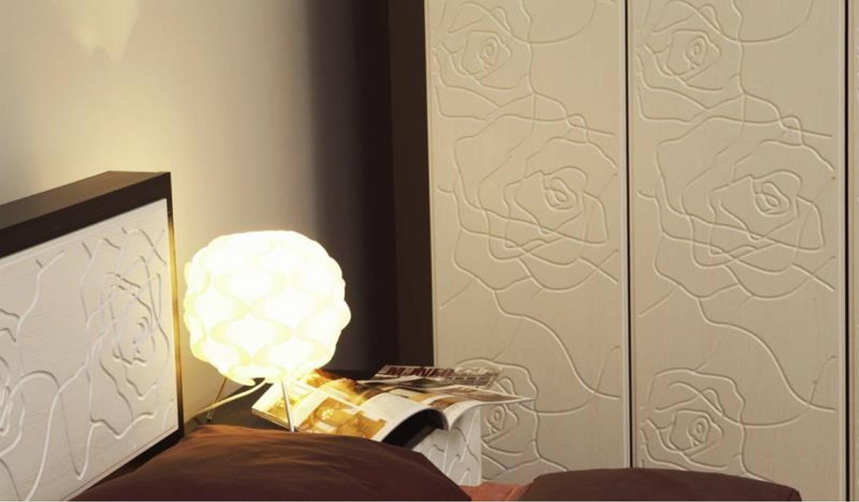 Спальня РОЗАЛИЯ (Венге/ Золотой ясень) Олмеко