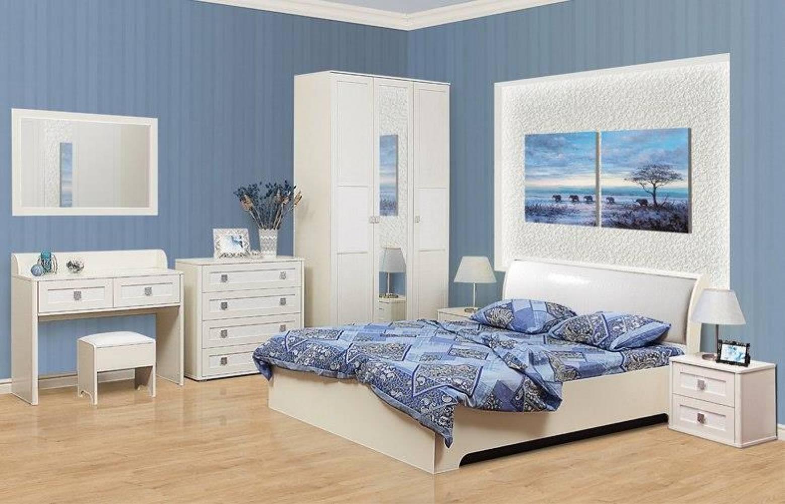 Спальня МОНА (Белый) Олмеко