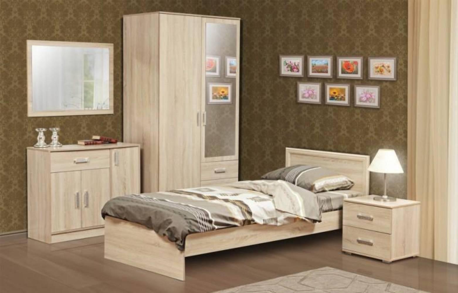 Спальня ФРИЗ (Дуб Сонома) Олмеко