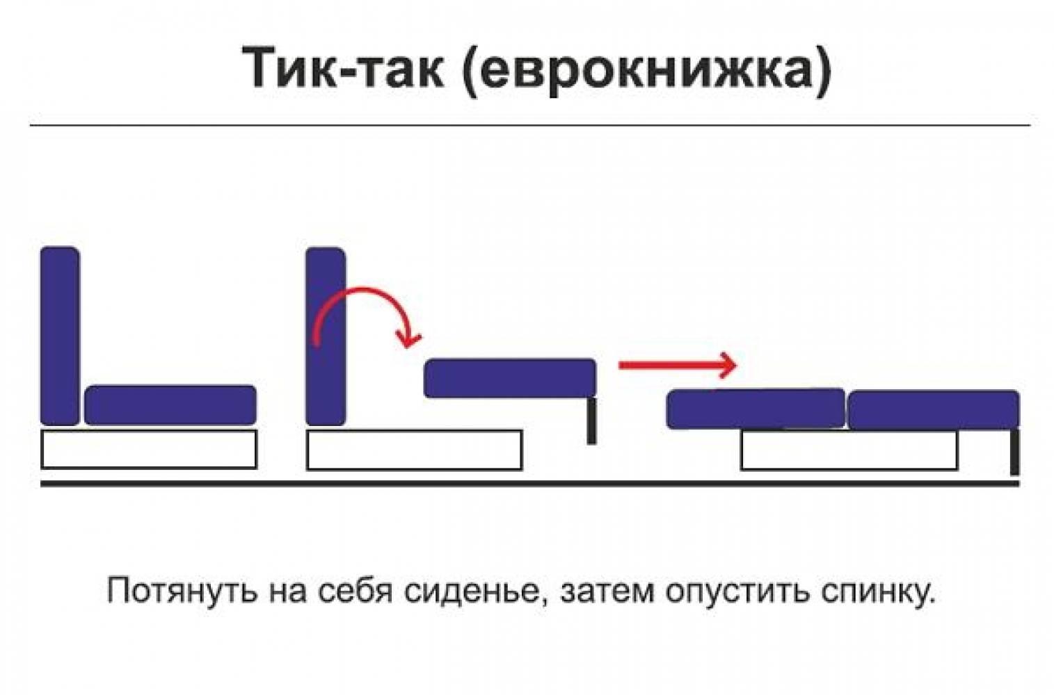 Диван - кровать АДЖИО Олмеко