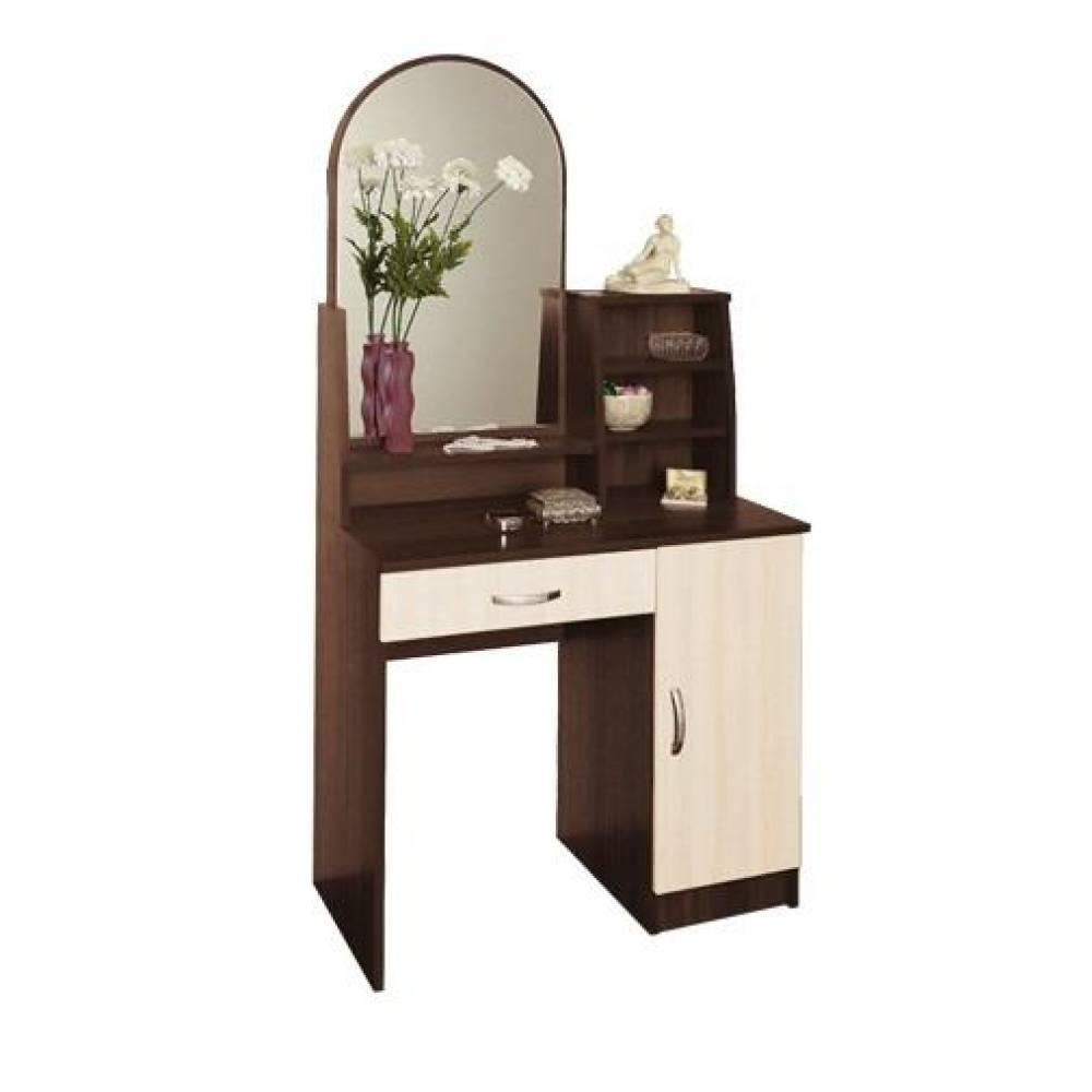 Стол туалетный НАДЕЖДА - М 09 (Венге/Клен Азия) Олмеко