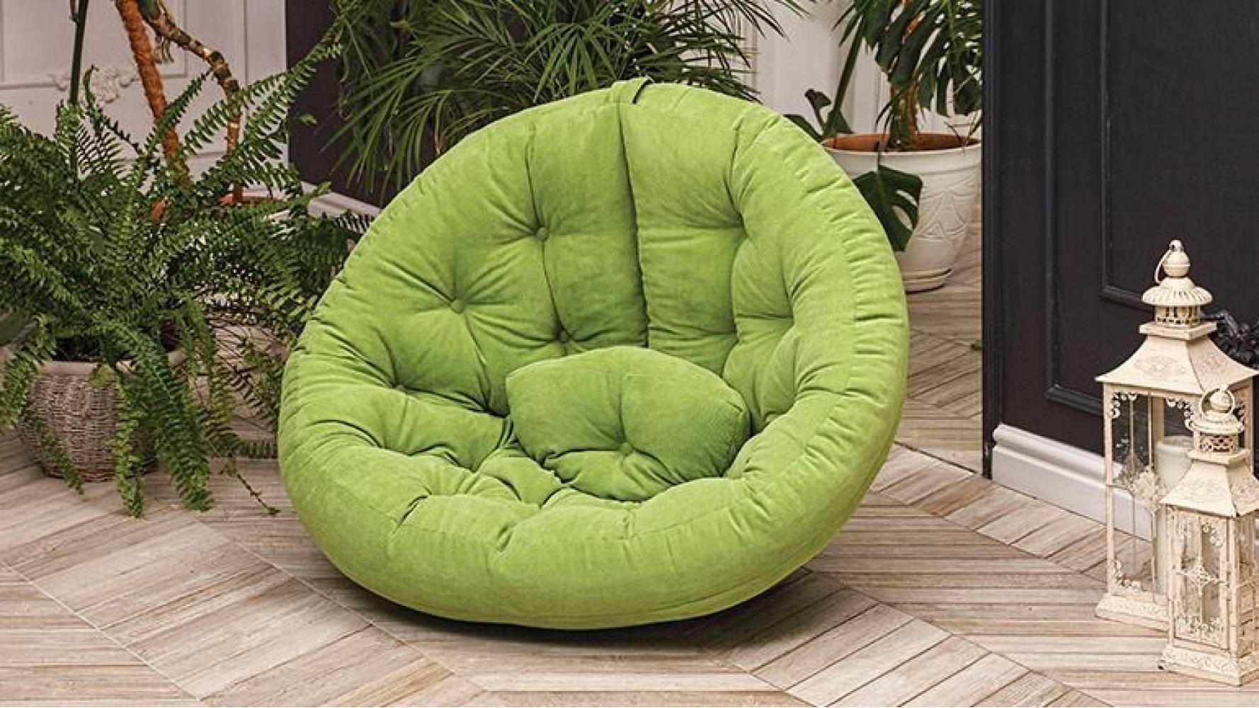 Кресло для отдыха бескаркасное  ФОРЕСТ Олмеко