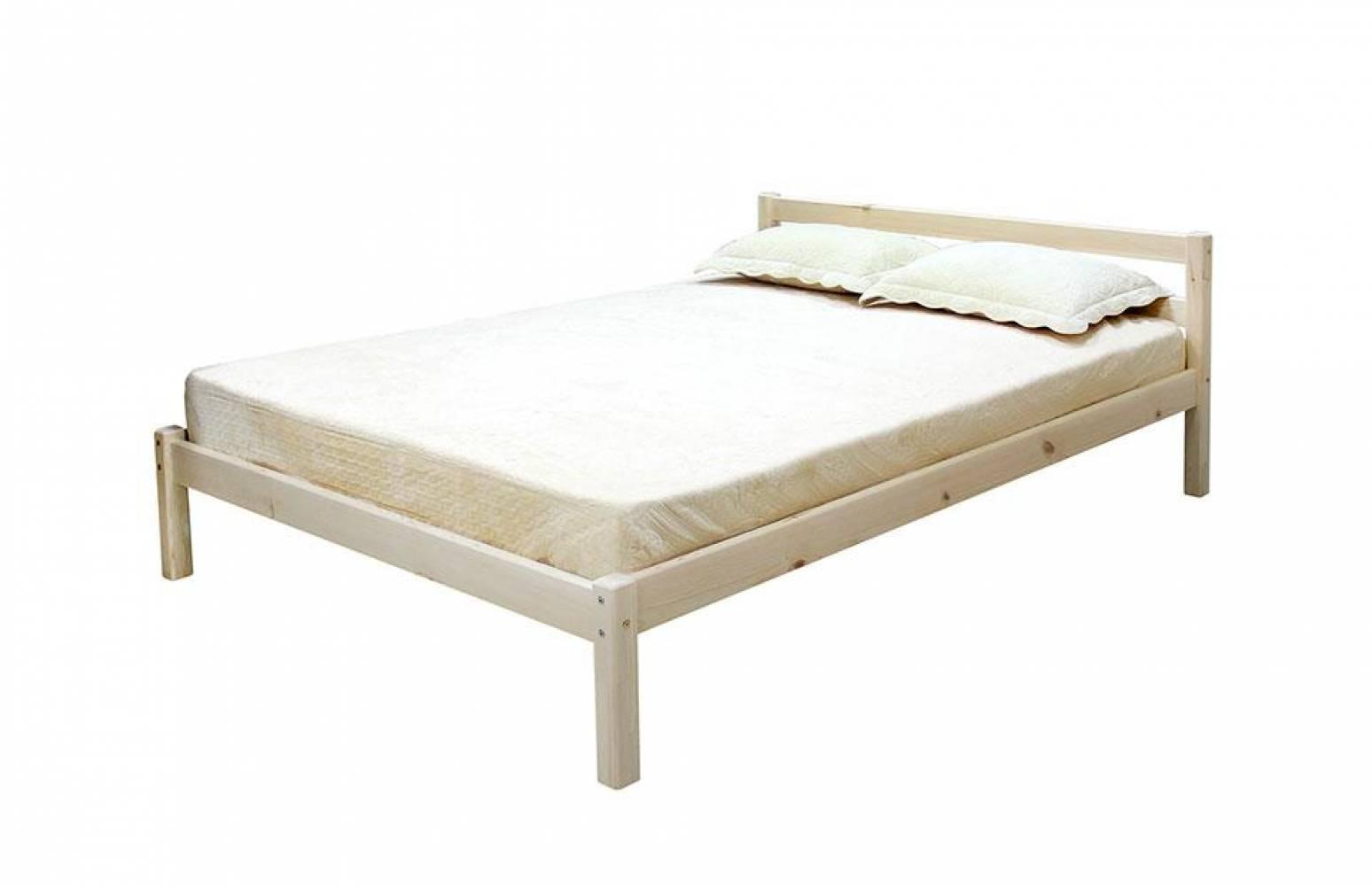 Кровать РИНО (Массив сосны) Мебельград