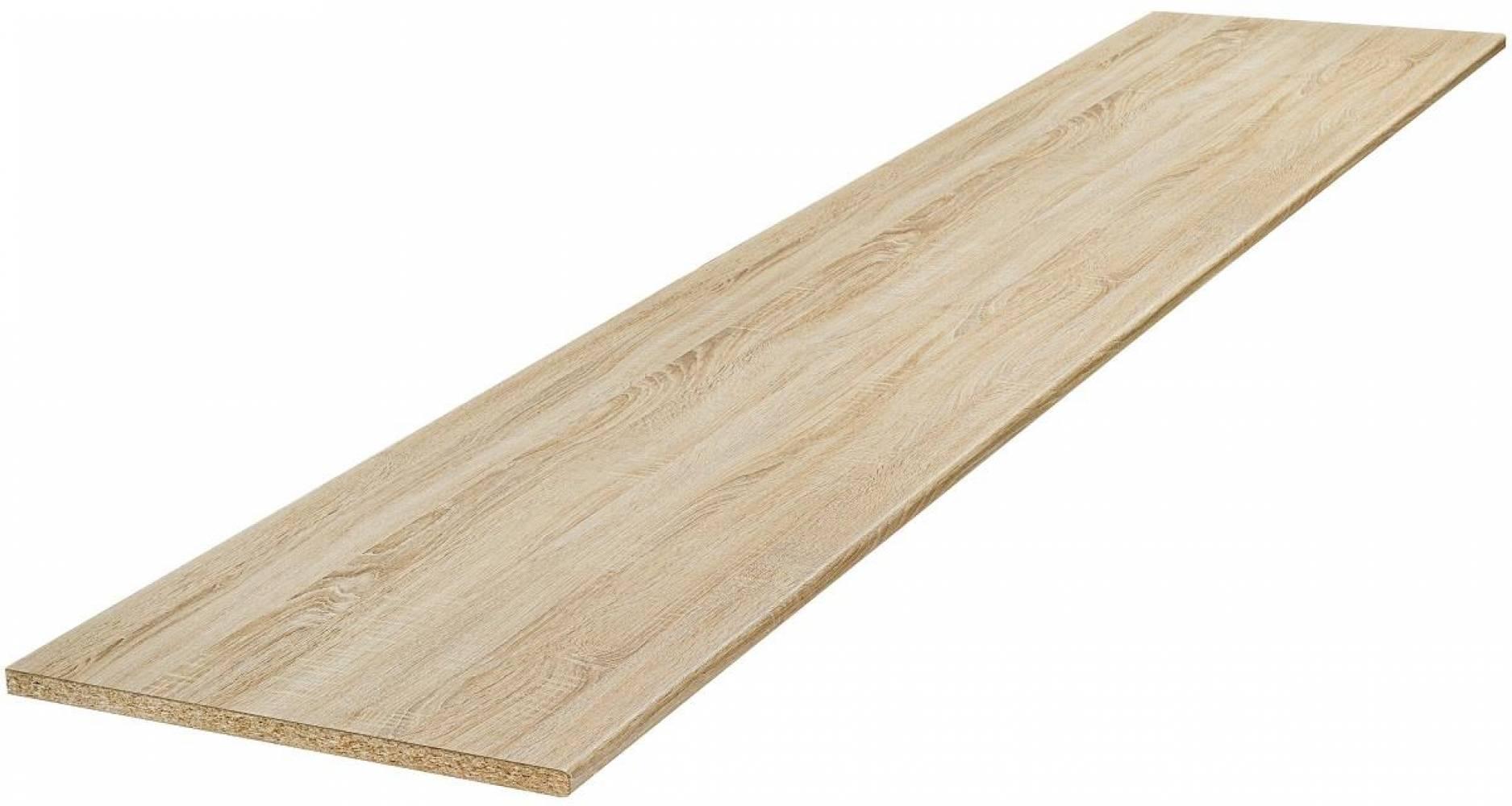 Столешница № 323 П Канадский дуб 26 мм Матовая Скиф, цена  за пог/метр