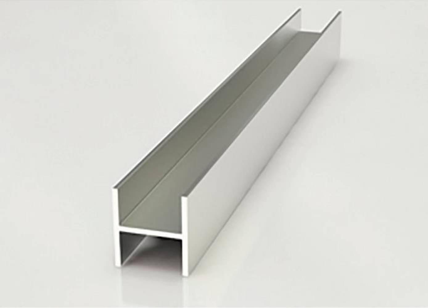 Планка соединительная для стеновых панелей 4 мм ALDIO