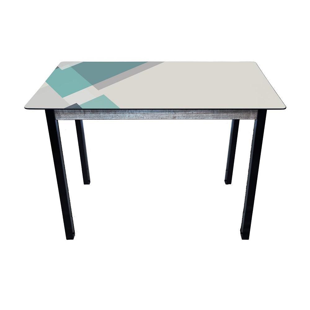 Стол 1200 Геометрик AS 63 Матовый ALDIO