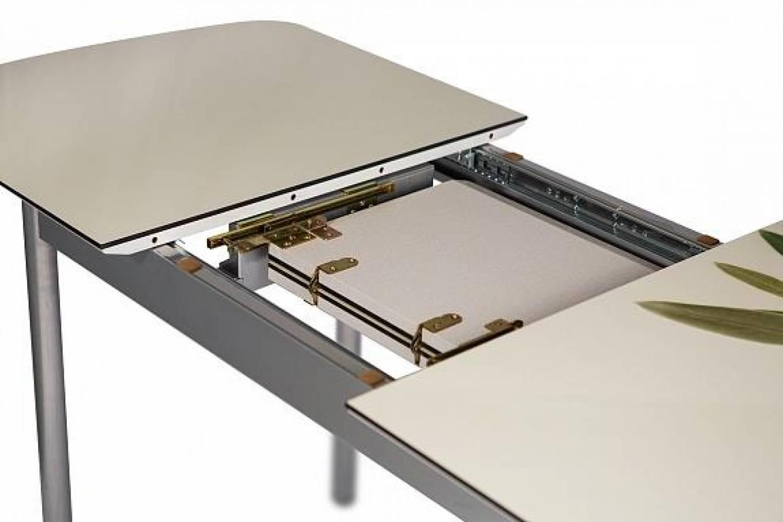 Стол раздвижной фотопечать 900(1200) Олива AS 59 ALDIO