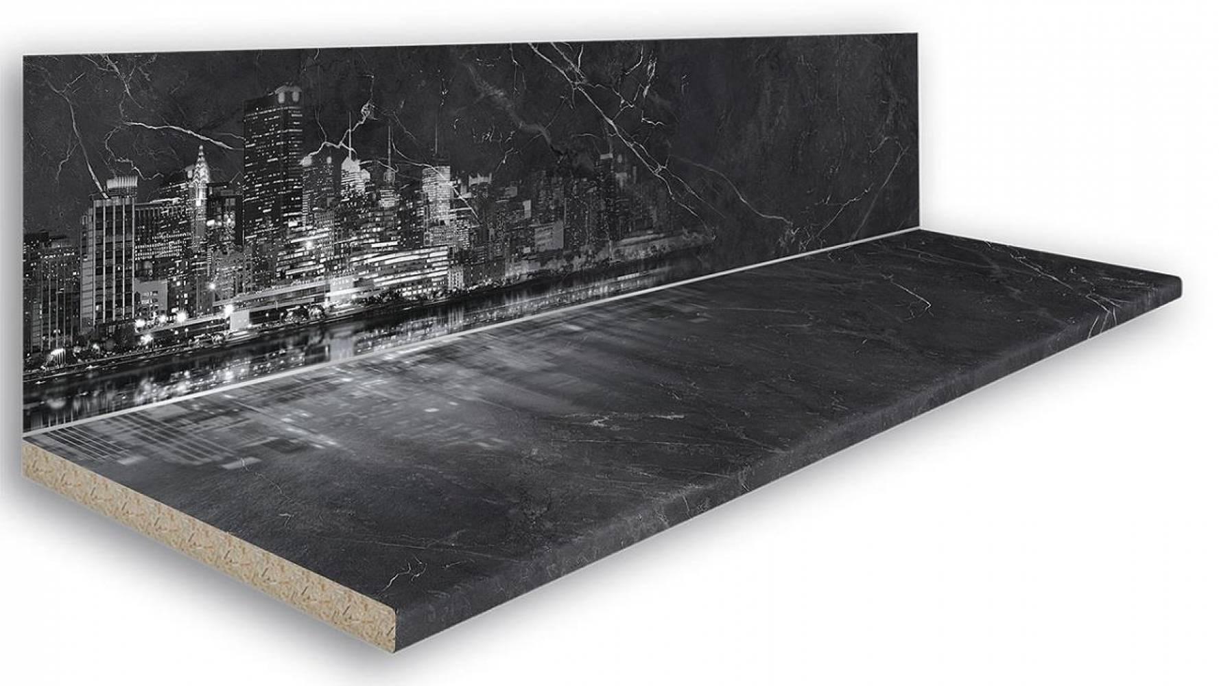 Стеновая панель А-7 Глянцевая ALBICO