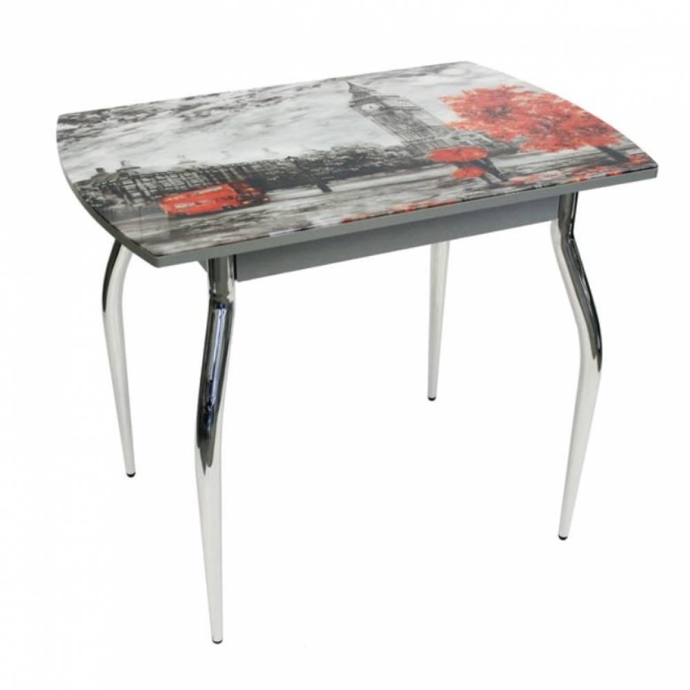 Стол обеденный 5.1 mini Лондон серый муар