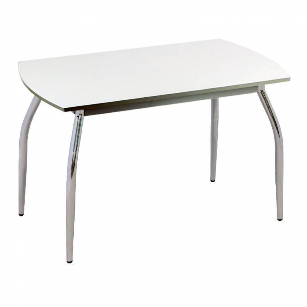 Стол обеденный 5.1 белоснежный