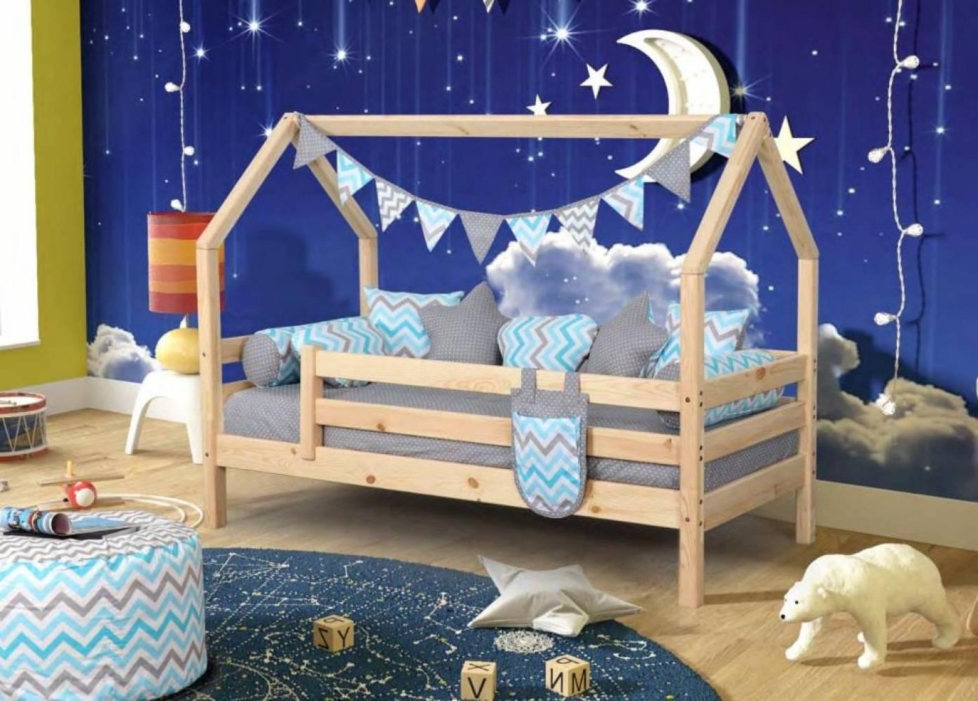 Кровать с надстройкой СОНЯ (Прозрачный) Мебельград