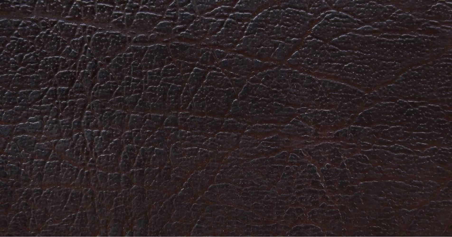 Кровать 1600 АВГУСТА (коричневый) Нижегородмебель