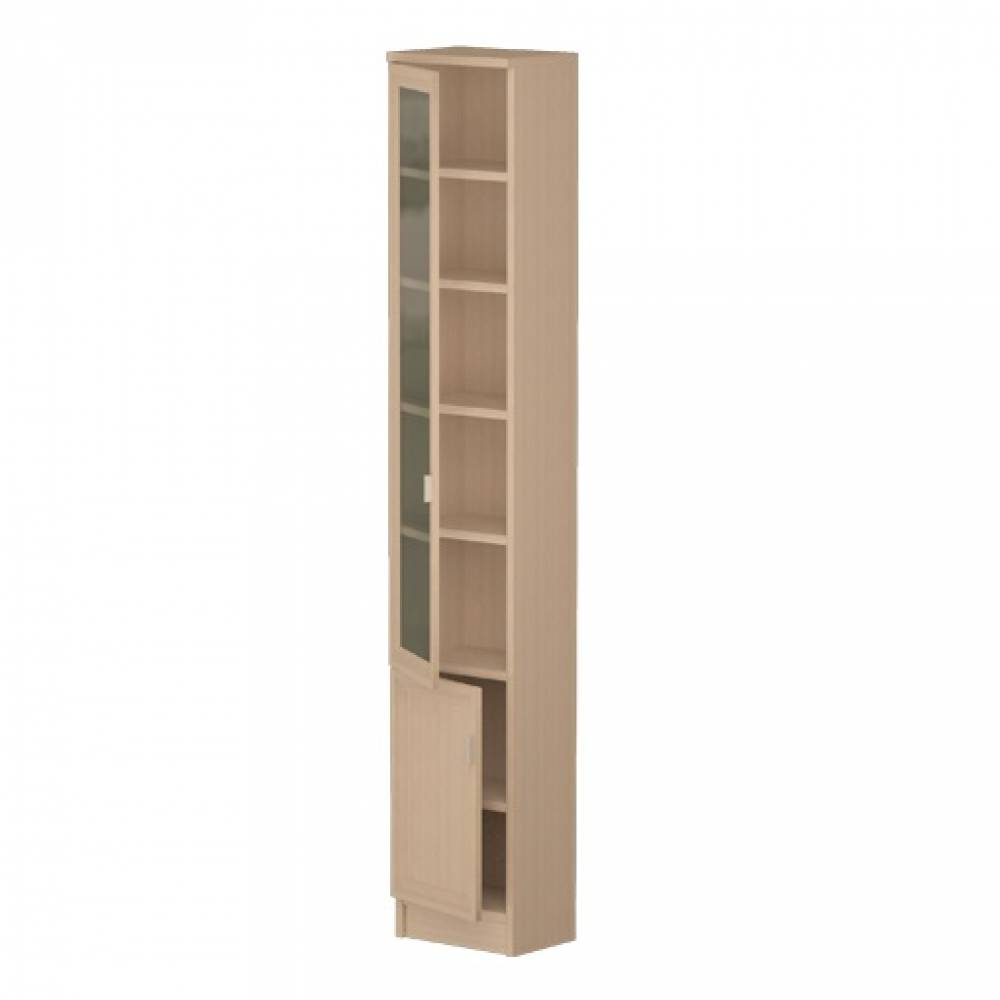 Шкаф многоцелевого назначения В-17 (дверь комбинированная)
