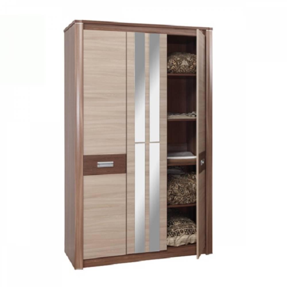 Шкаф для одежды 06.236 СТЕЛЛА (Ясень Шимо светлый/Ясень Шимо темный)