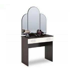 Стол макияжный СТ-551 БАСЯ (Венге/Дуб Белфорд)
