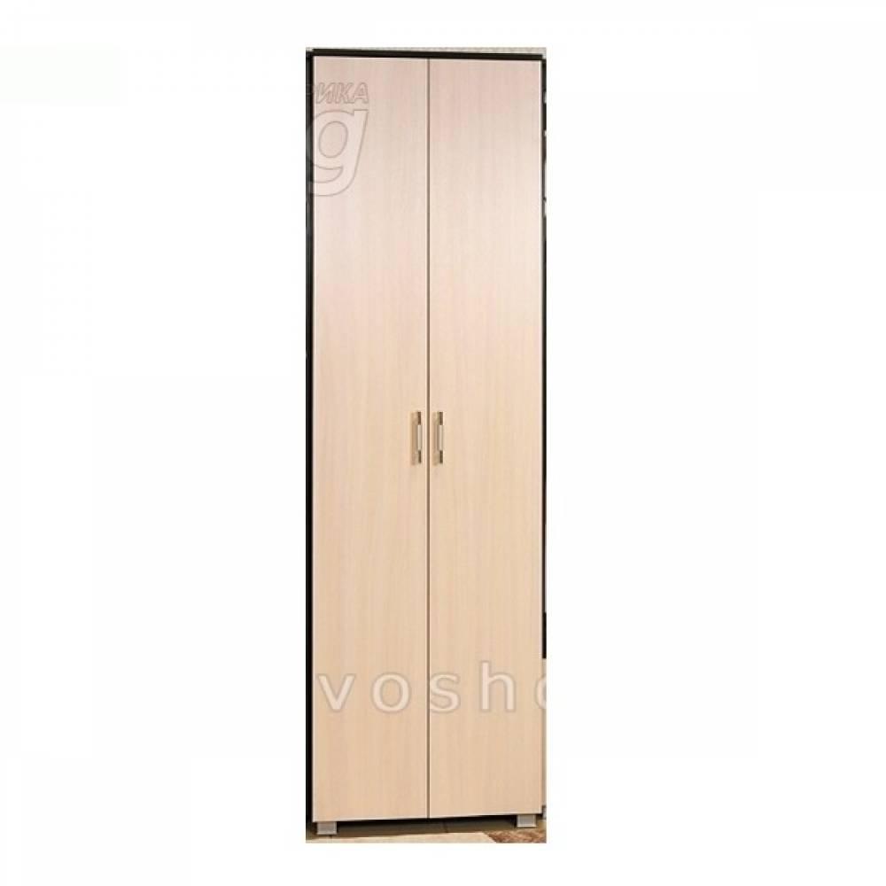 Шкаф 2-дверный ЛЗ-4 ЛУИЗА (Венге/Дуб Молочный)