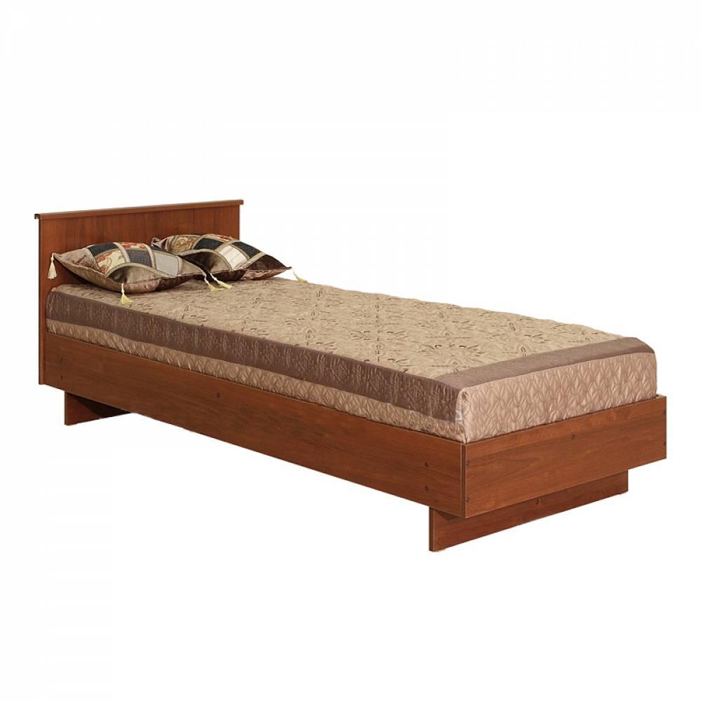Кровать 900 КСП-0,9 (настил) СВЕТЛАНА ЛДСП