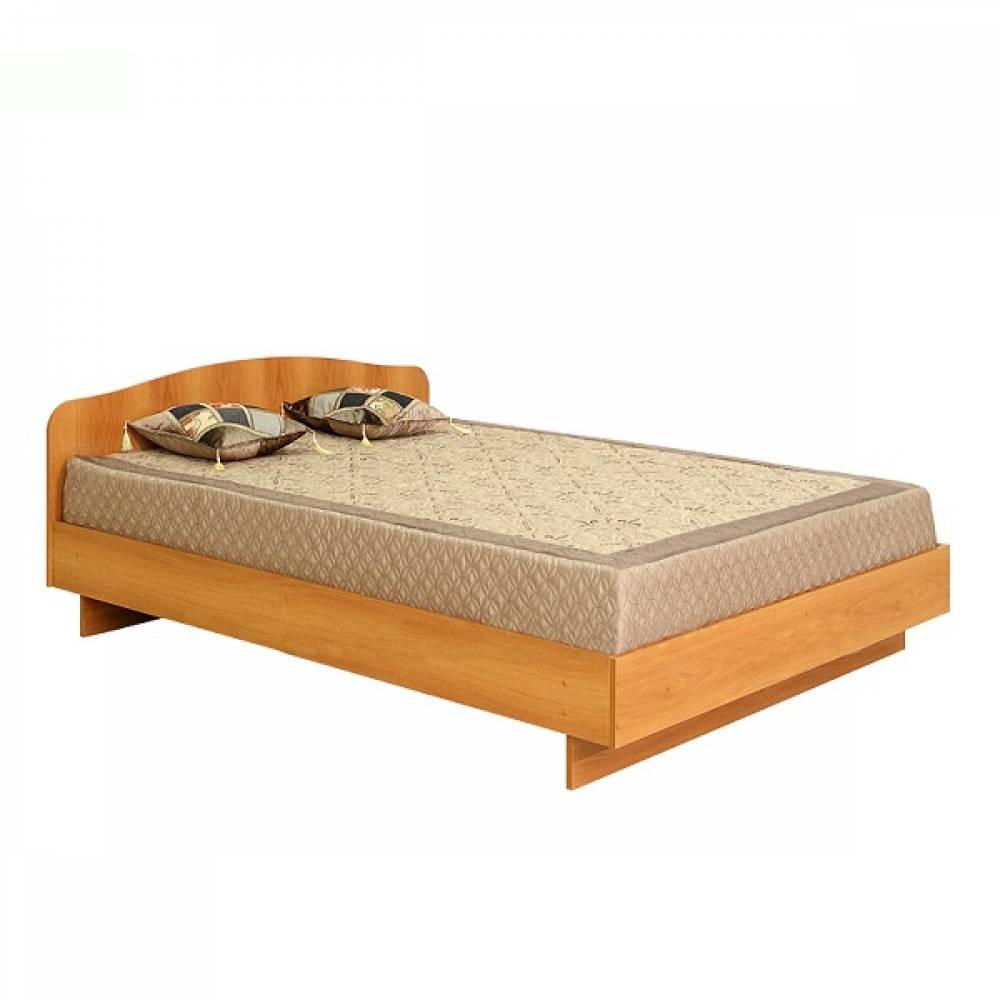 Кровать 1400 К-1,4 (настил) СВЕТЛАНА МДФ