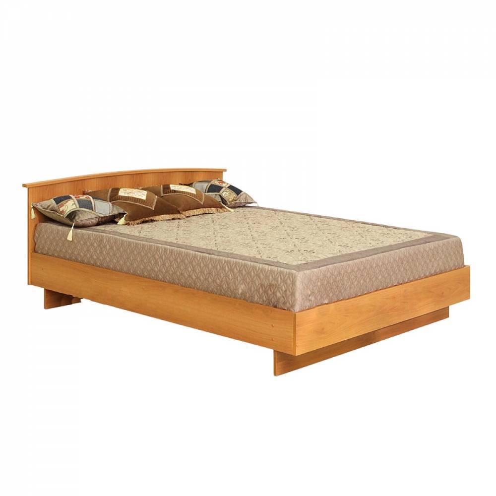 Кровать 1400 КСП-1,4 (настил) СВЕТЛАНА МДФ