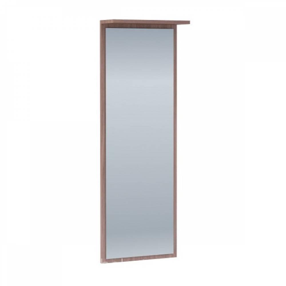Зеркало настенное ЗР-100 МС МАШЕНЬКА (Ясень Шимо темный/Ясень Шимо светлый)