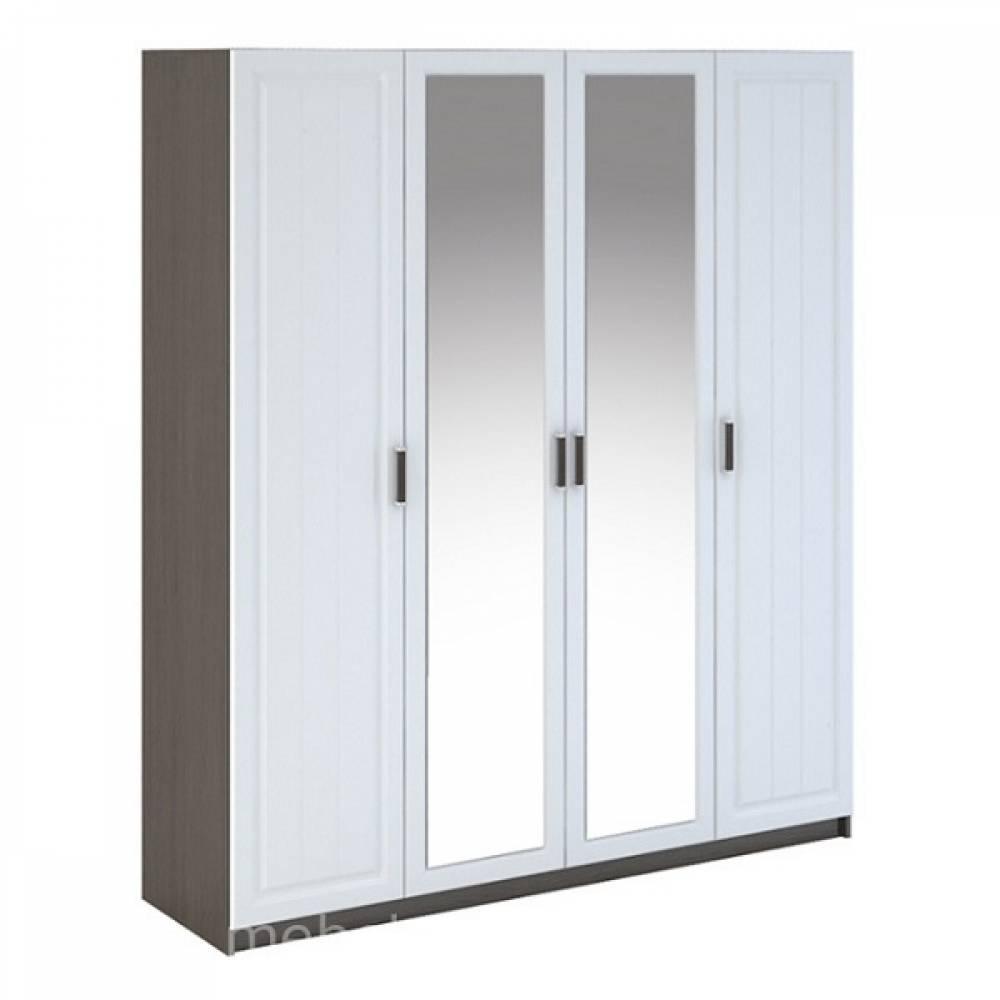Шкаф 4-створчатый ШК-904 МС ПРАГА