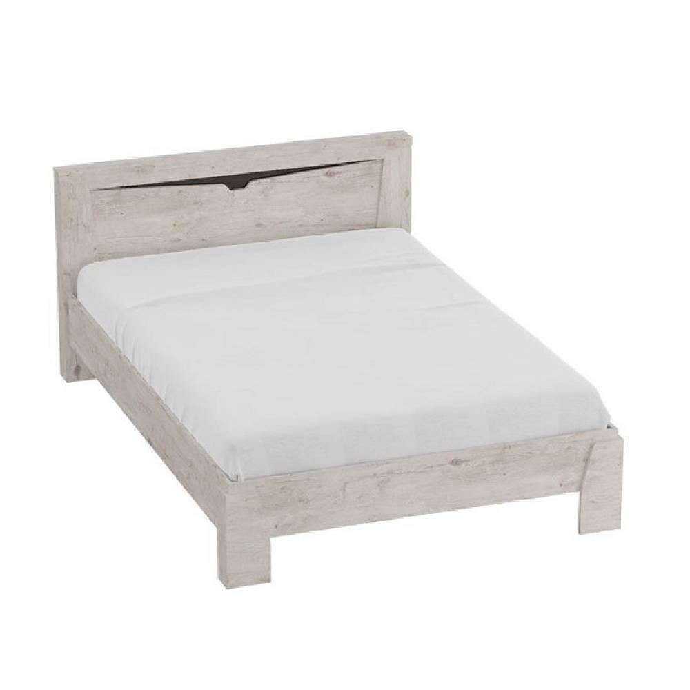 Кровать 1200 СОРЕНТО (Дуб бонифаций)