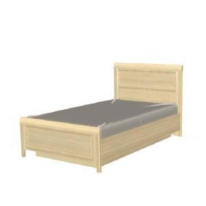 Кровать 1200 КР-1021 КАРИНА (Ясень Асахи)