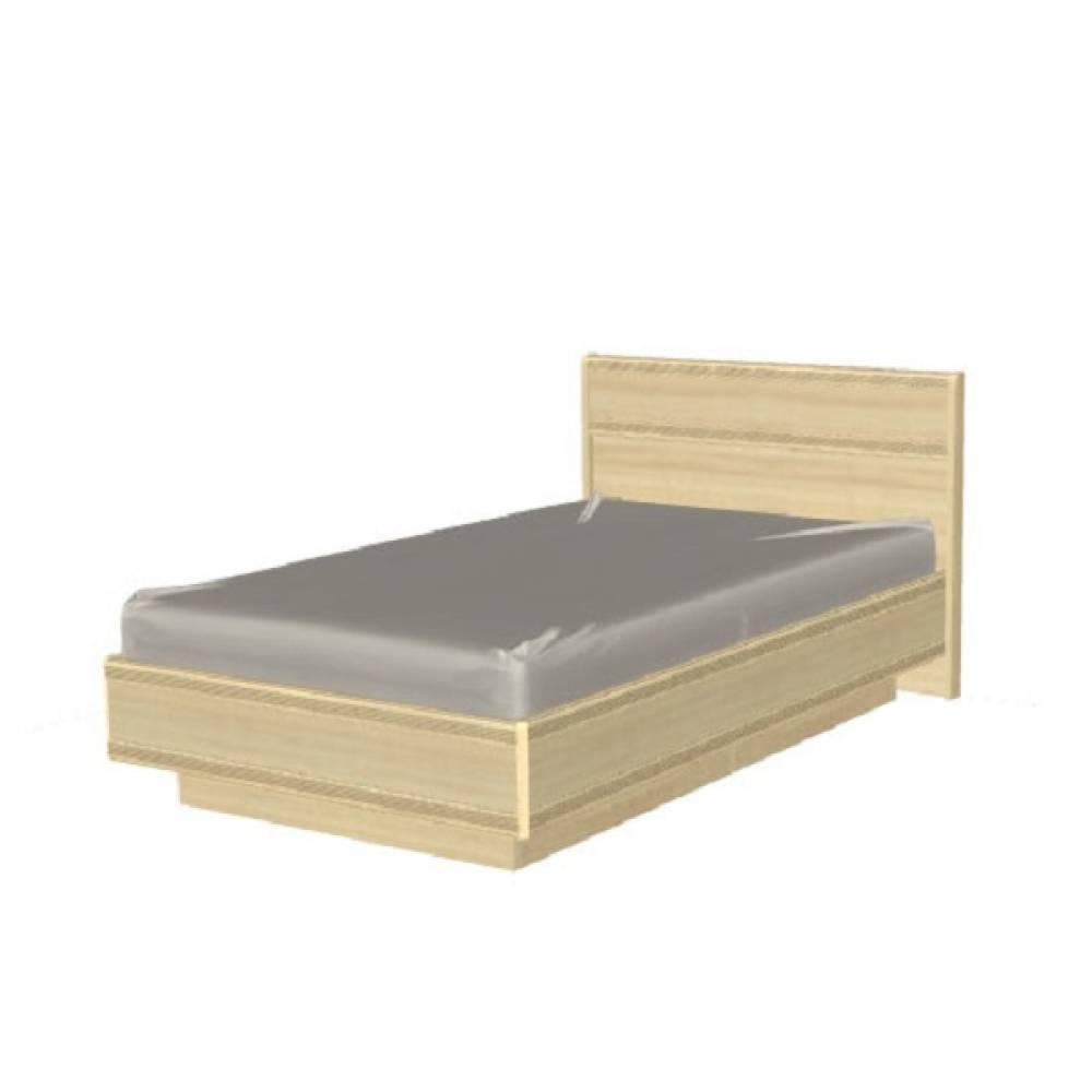 Кровать 1400 КР-1002 КАРИНА (Ясень Асахи)