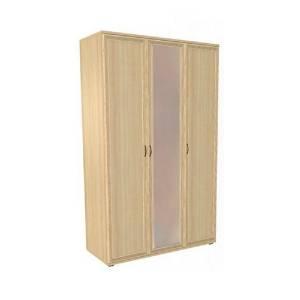 Шкаф для одежды и белья ШК-1001 КАРИНА (Ясень Асахи)