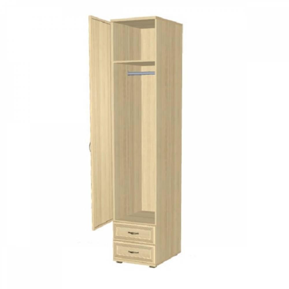 Шкаф для одежды и белья ШК-1022 КАРИНА (Ясень Асахи)