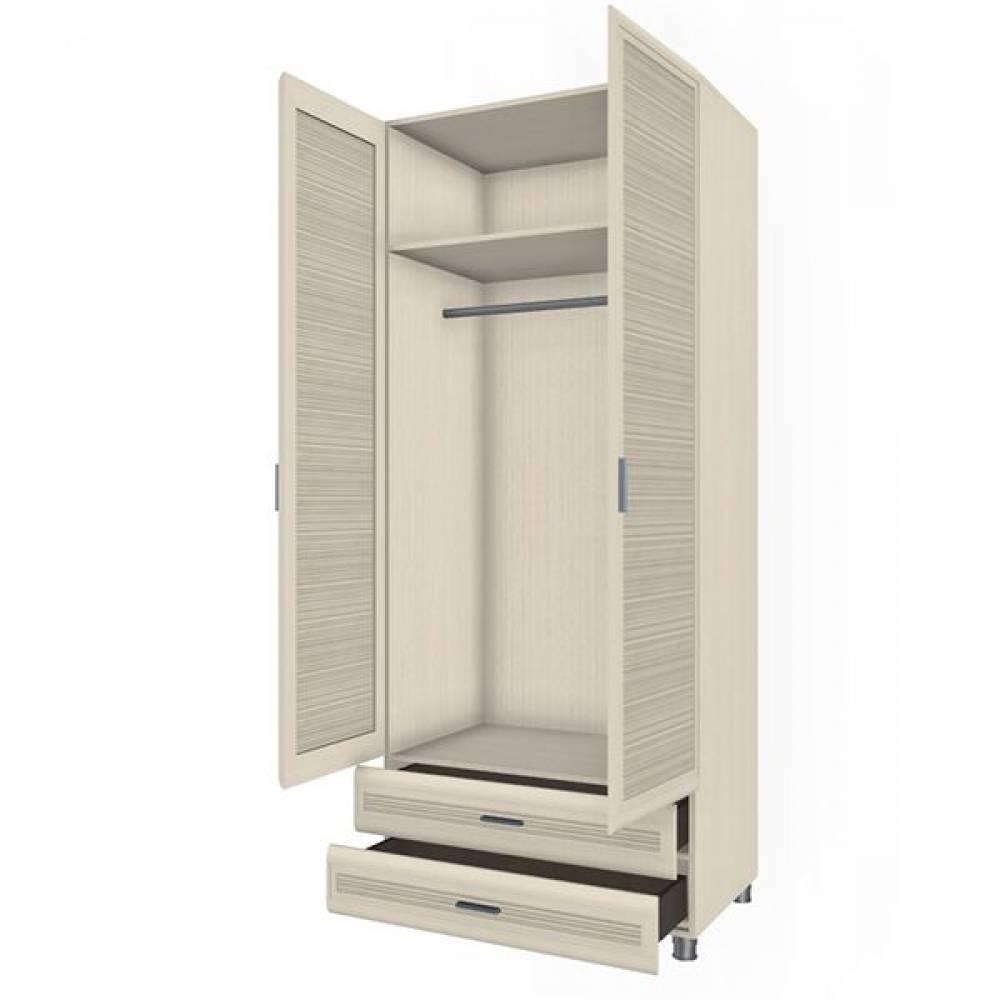Шкаф многоцелевой ШК-1843 КСЮША (Дуб Беленый)