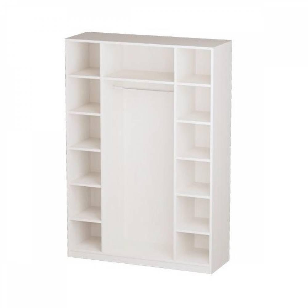 Корпус шкафа для одежды 06.39 ГАБРИЭЛЛА (Вудлайн кремовый/Сандал белый)