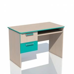 Компьютерный стол НМ 009.19-05 РИКО (Аква)