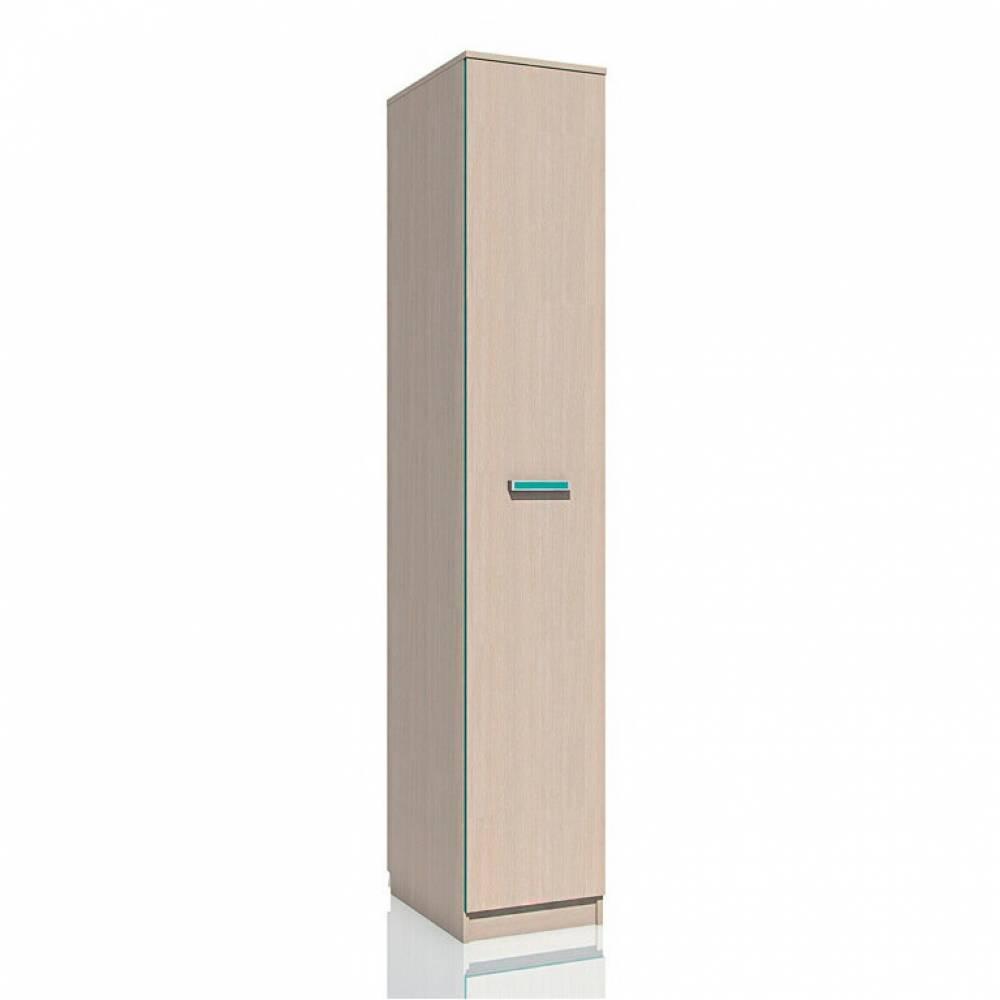 Шкаф для одежды НМ 013.01-03 РИКО (Аква)