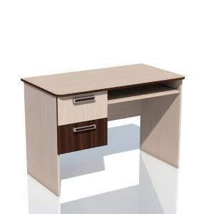 Компьютерный стол НМ 009.19-05 РИКО (Венге)