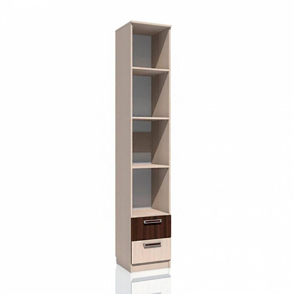 Шкаф для белья с ящиками НМ 013.01-02 РИКО (Венге)