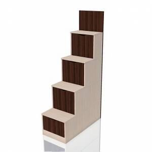 Лестница с ящиками НМ 011.64 РИКО (Венге)