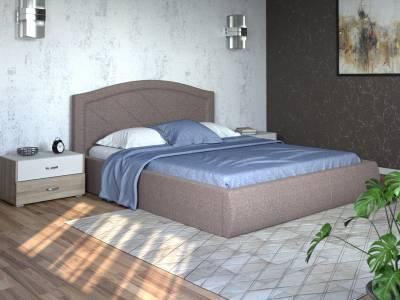 Каркас кровати 1600 ВИГО (Савана Латте)