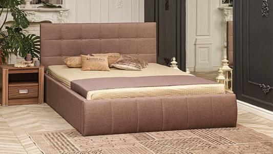 Кровать 1600 ДИАНА с подъемным механизмом (Н=820мм)