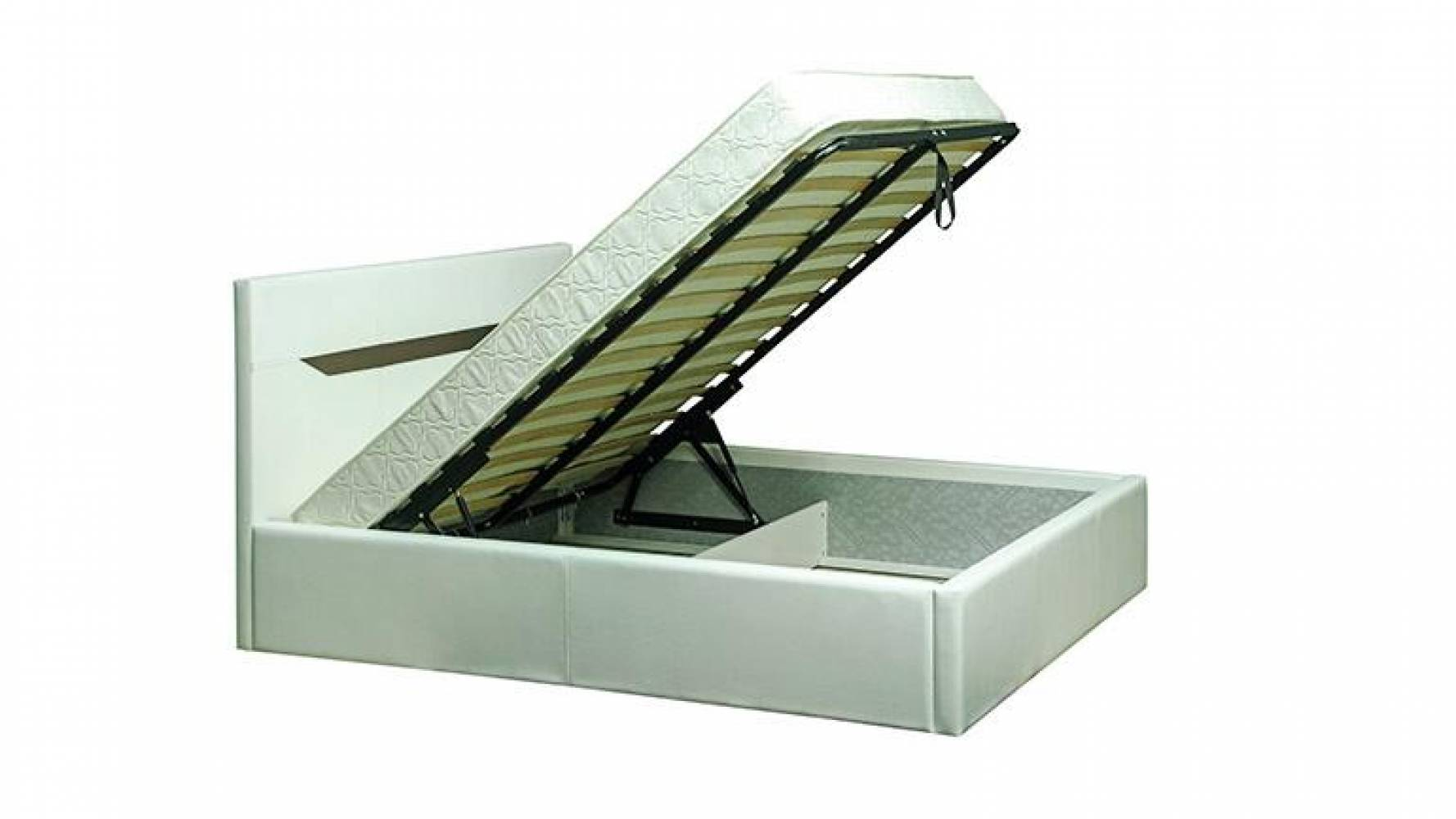 Кровать 1600 ИОЛАНТА с подъемным механизмом