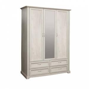 Шкаф для одежды 32.02 СОХО (Бетон пайн белый)