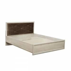 Кровать 1400 с подъемным механизмом 32.26 - 01 СОХО (Бетон пайн белый)