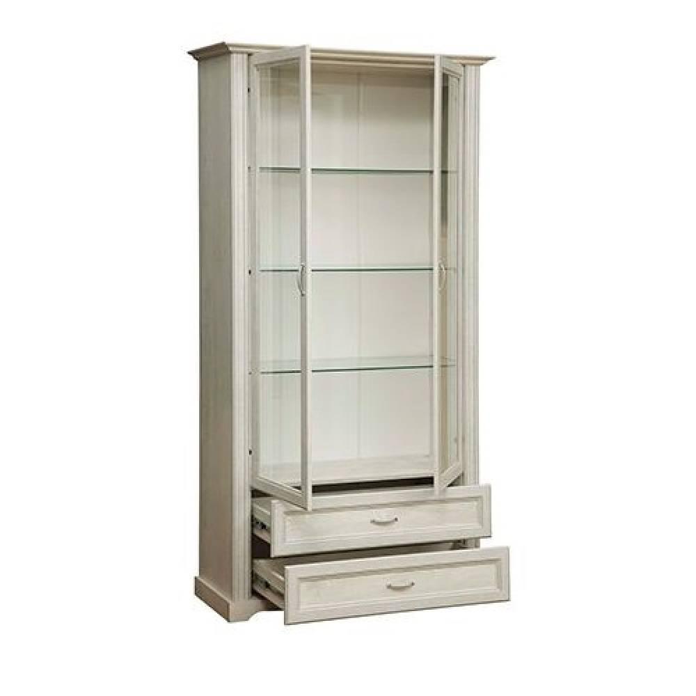 Шкаф комбинированный 32.05 СОХО (Бетон пайн белый)
