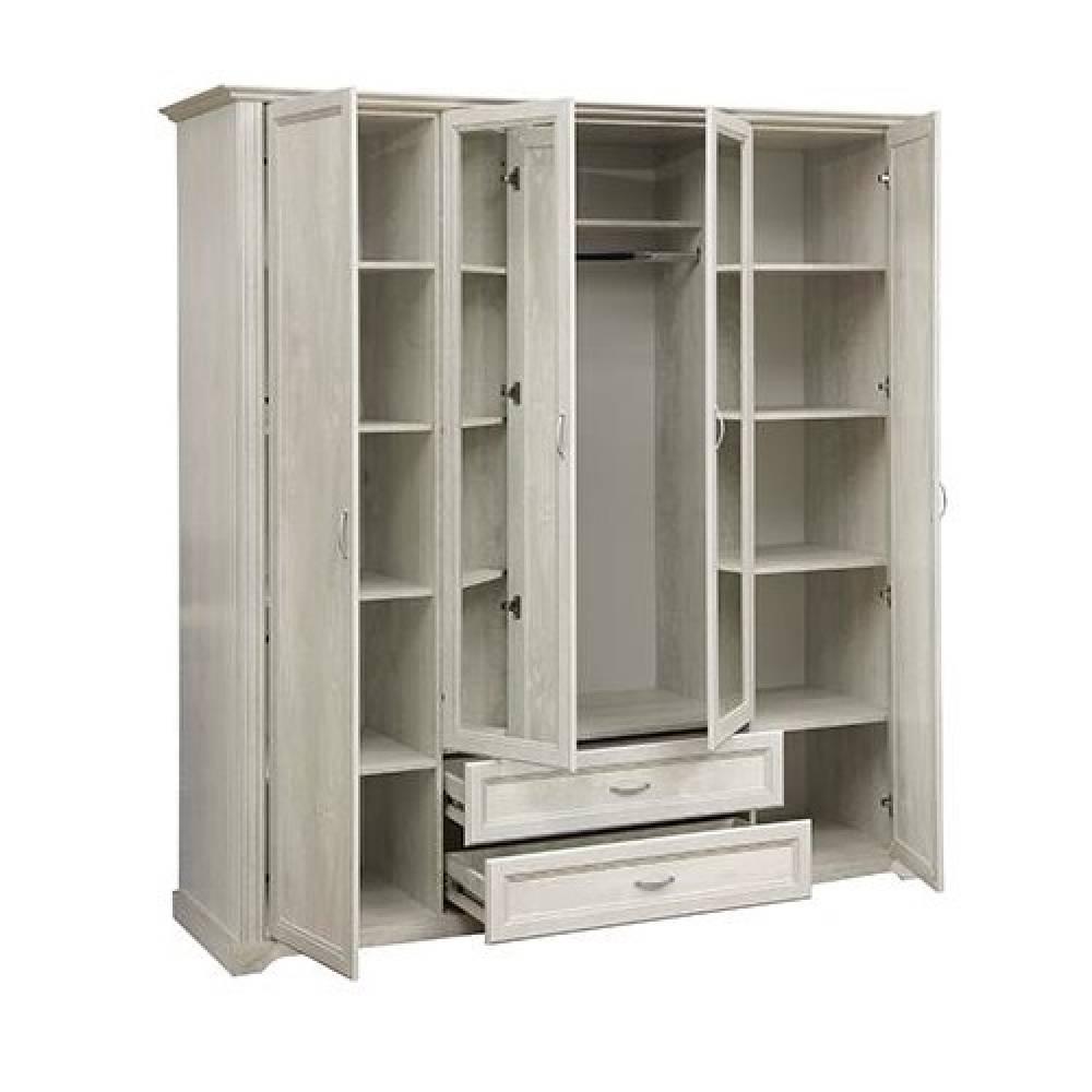 Шкаф для одежды 32.01 СОХО (Бетон пайн белый)